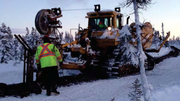 Fibre internet launches in Mackenzie Valley NWT